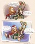 Christmas in Asgard:D by Juli556