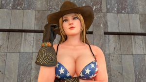 Tina cowgirl by Trahtenberg