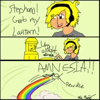 Pewdiepie-Stephano Grab My- by MoonLightStar77