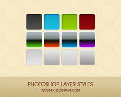 AzulGFX PS Layer Styles15 by AzulGFX