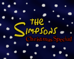 The Simpson Christmas Special by Sapristi45