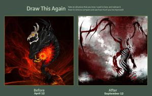Draw it again entry by dk266