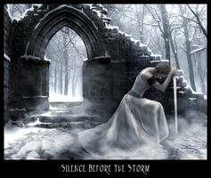 Silence Before the Storm by Sisyphus-Child