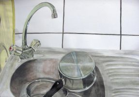 my sink by Melflop