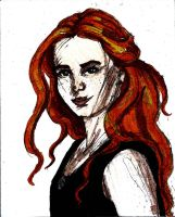 Clary Fray by HoneyJadeCrab