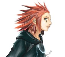 Axel CG by Autumn-Sacura