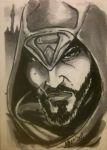 Ezio:Revelations by RogueSamurai