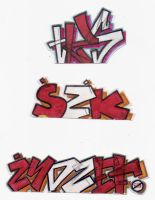 Stickers 64 by VHS-Guri