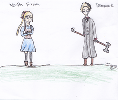 APH: North Frisia and Denmark (REQUEST) by youngdemigod