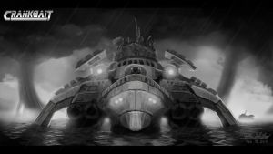 Permission to Dock by Skihaas1