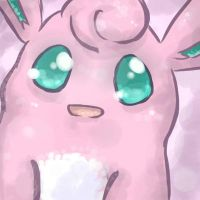 Wigglytuff Icon by DeerKitten