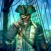 Captain of the Aquila by CherrySUN93