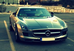 MB SLS AMG by quoing