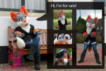 Slushie now on Furbuy by FurryFursuitMaker