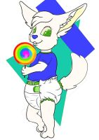Lollipop- Completed by Sanchi-Sunpelt