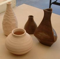 vases by J-Knez