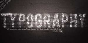 Typography by LifeAlpha