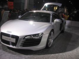 Audi R8 by Tokio-Lover