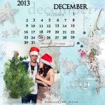 RobSten/calendar_december by ORLOVAkrap