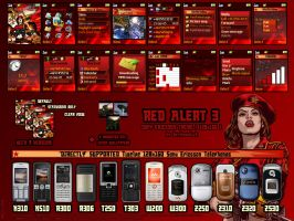 Red Alert 3 Ericsson Theme by bfrheostat