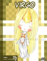 Virgo by Komi-xi