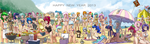 Super Happy Fun Times on Bikini Beach 2013 by johnjoseco