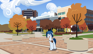 BYU My Little Pony Style by MoHawgo