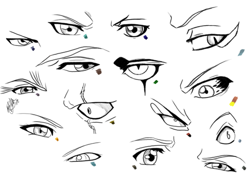Bleach: Eyes by Equiran