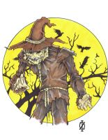 The Scarecrow by ChrisOzFulton