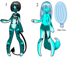 Twin Adopts (30 Points, CLOSED) by Vitiosum-Coruptionis