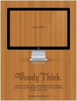 Woody Think by Cochatoro