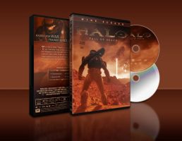Halo DVD Mock Up by CSutherland