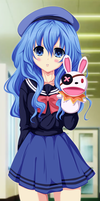 Yoshino Commission 7 Coloring by Planeptune