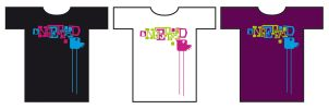 Ongetemd shirt by patswerk