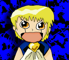 Z is for Zatch Bell by tani102