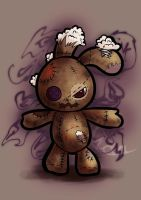 Voodoo doll Stitched by yangtianli