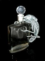 Chameleon Decanter 3 by braindeadmystuff