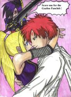 Support Ino and Gaara by sailorchix