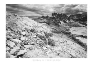 Cadini, Dolomites - IR - II by DimensionSeven