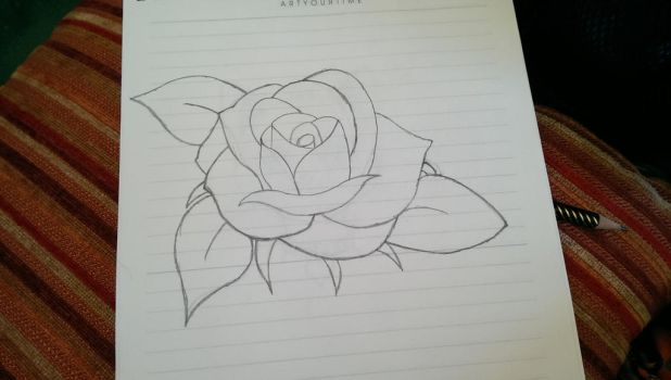 Rose! by 987654321o
