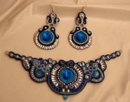 soutache, handmaid jewelry by caricatalia