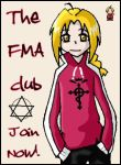 Club's 1st ID by FMA-fan