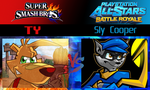 TY vs Sly Cooper by SonicPal