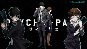 Psycho-Pass Wallpaper by XanaSakura