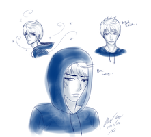 Jack Frost sketches by Wonderland-Cupcake