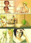 Clover x Cross: Popsicle 1 by Yaoi-World