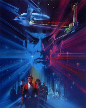 Star Trek III: The Search For Spock by ihaveanawesomename