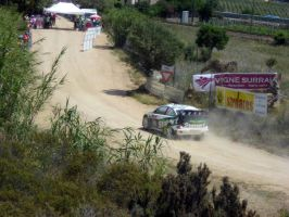 Latvala - Rally Sardinia by ShinjiRHCP