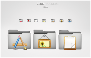 Zero Folders by ArKaNGL300