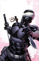 Snake Eyes cover 5 colors by RobertAtkins